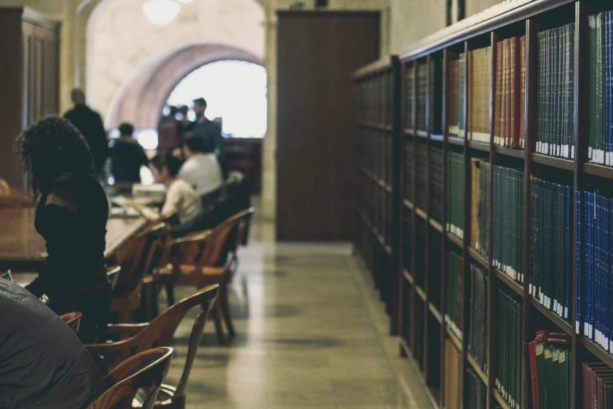 Modern Mystery School Library